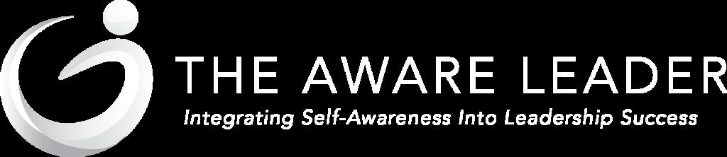 The Aware Leader Logo in White